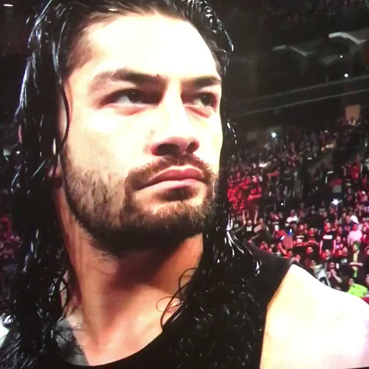 I find it hard to believe this lady Roman Reigns fan is real https://t...