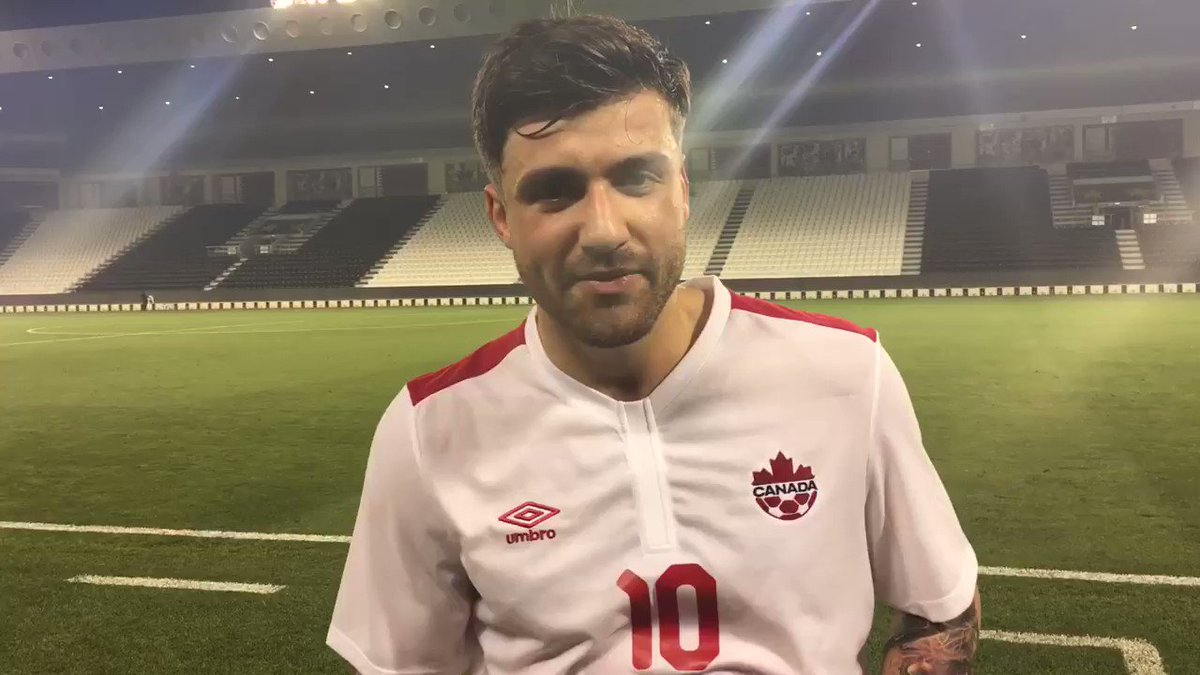'I made eye contact with Kwame and he played me in' - Michael Petrasso...