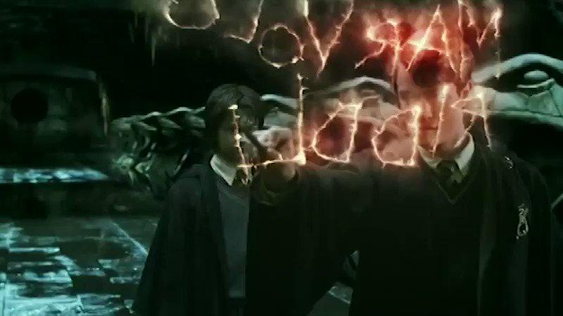 Wow, vous aviez remarqué cette scène dans Harry Potter ?