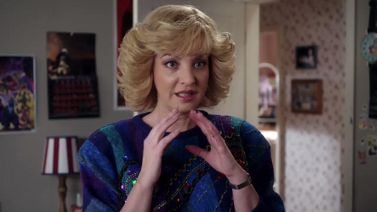 Smèagol Smother! 😳 #TheGoldbergs https://t.co/3lcUUlOR7G