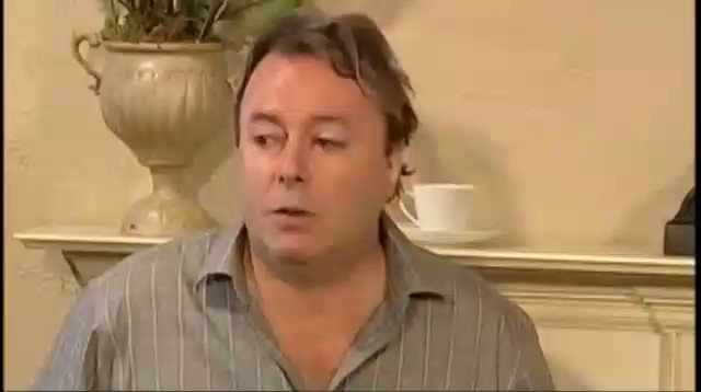 """Hitch being utterly brilliant & predicting with perfect clarity how """"islamaphobia"""" would be used to silence & smear."""