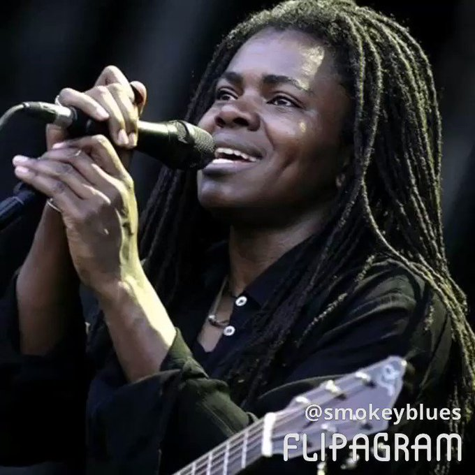 Happy 53rd Birthday, Tracy Chapman!