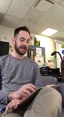 Teacher Of The Year Gives Students Hilarious Fake Words Spelling Test As An April Fools Prank https://t.co/B635UM5gLN