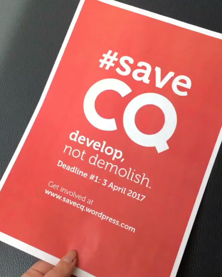 Check out https://t.co/k7dkn34b5M to see what you can do to save the Cathedral Quarter!  #keepcqweird #savecq https://t.co/yRzAdwK9RH
