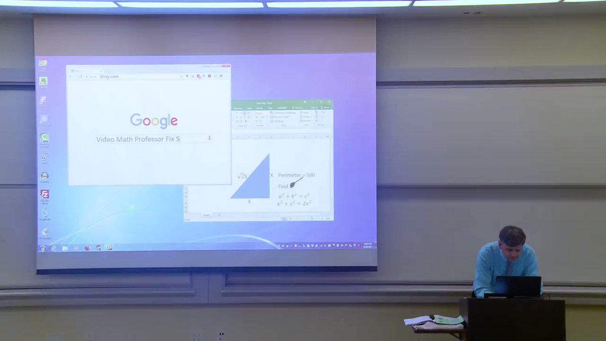 RT @chatgentil: Le poisson d'avril d'un prof de maths à ses élèves. https://t.co/VcY7rPgBxR