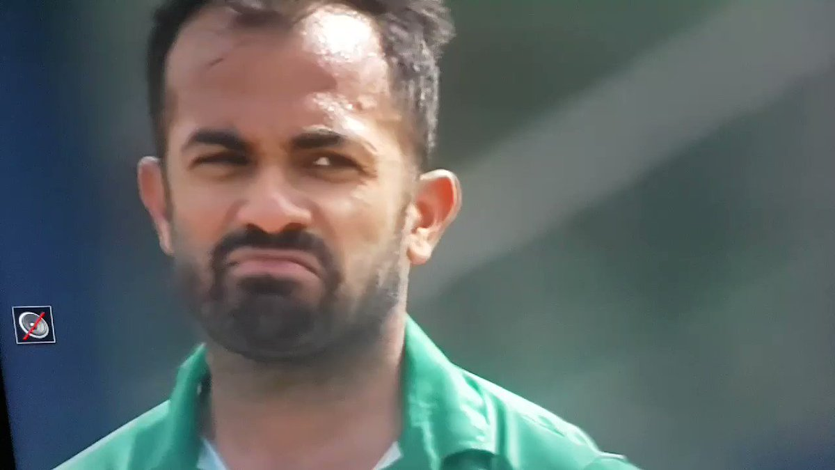 When they tell you Pakistan are out of the game... #WIvPAK https://t.co/PQixEx88jJ