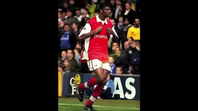 Happy Birthday For those too young to remember. Here s Nwankwo Kanu\s hattrick vs Chelsea in 1999.