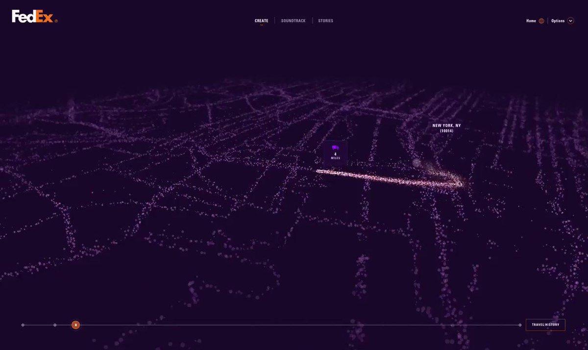 Impressive #webgl experience for @FedEx https://t.co/9D0mMfWixk