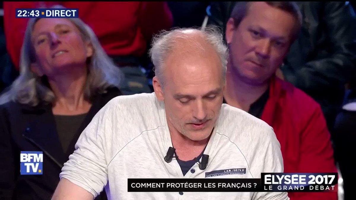 Sur la moralisation de la vie politique, Poutou dégomme Fillon et Le Pen #LeGrandDebat