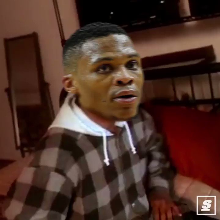 Russell Westbrook messed around and got 42 triple doubles 😎
