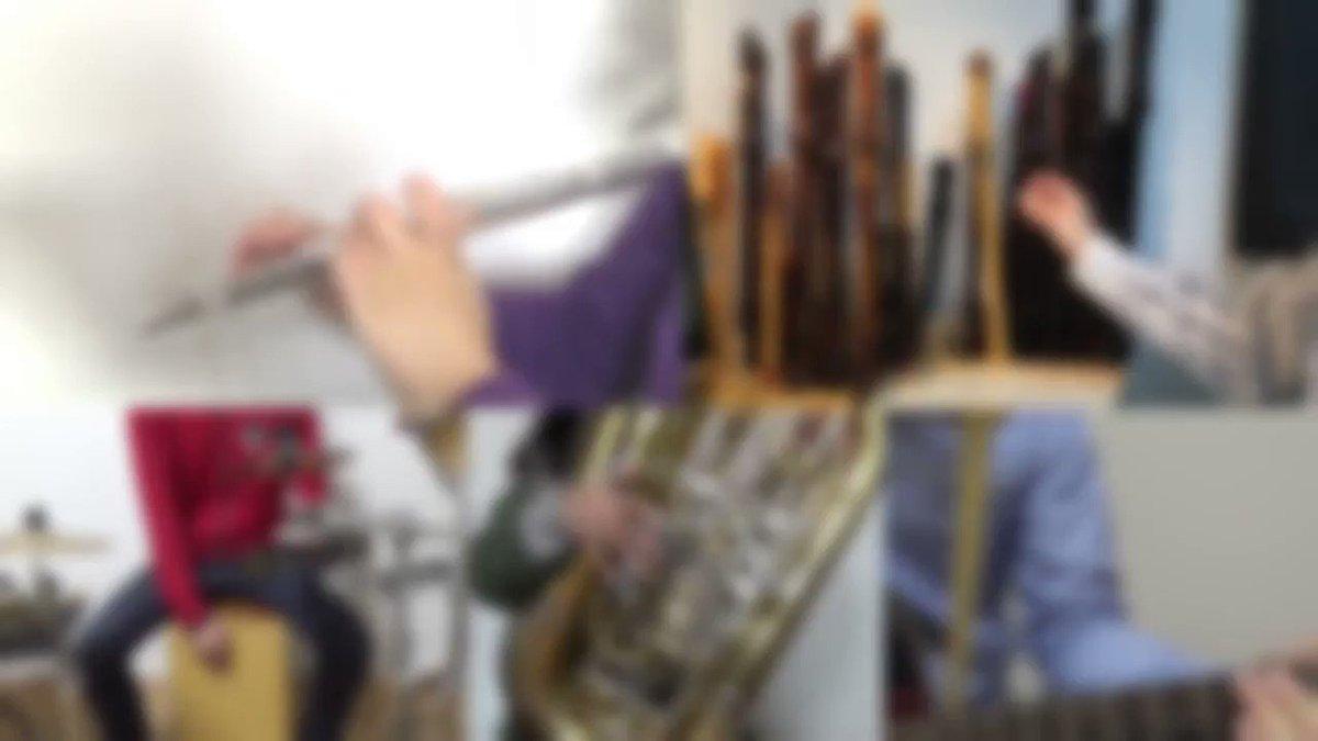 クロノトリガー より「ガルディア王国千年祭」  リコーダー多重録音の人@rexage_rod  京バンド@kyoband_hannari https://t.co/R8dMIBkcGf