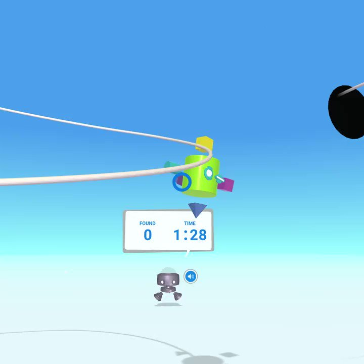Introducing #WebVR Experiments: come and play with VR in your browser. https://t.co/dTQYSBO2iV