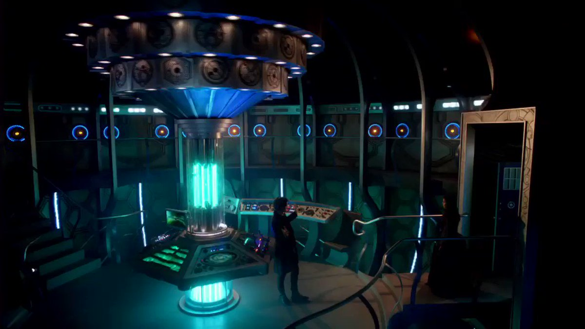 #DoctorWho returns on Saturday. Here's a #Tardis song to celebrate https://t.co/Lbbbve7OxI