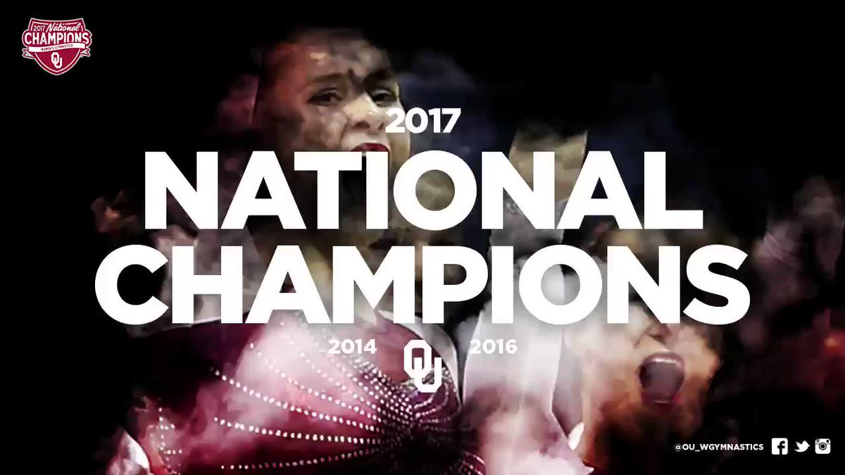 NATIONAL CHAMPIONS!!!  Back-to-back and three in four years!