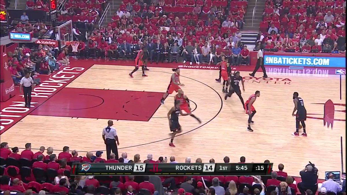 Live Coverage: Thunder at Rockets