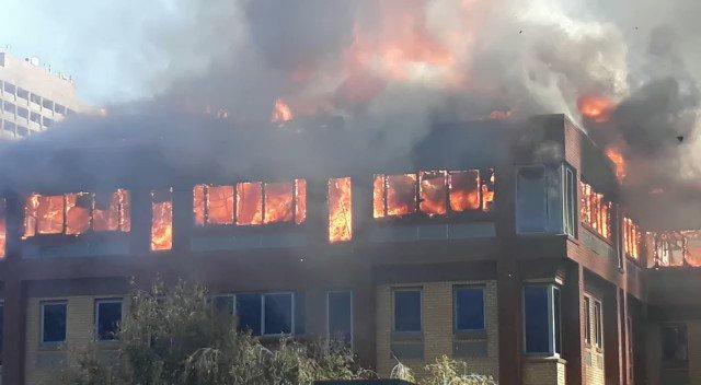 Thumbnail for Braampark, Braamfontein, JHB #Fire