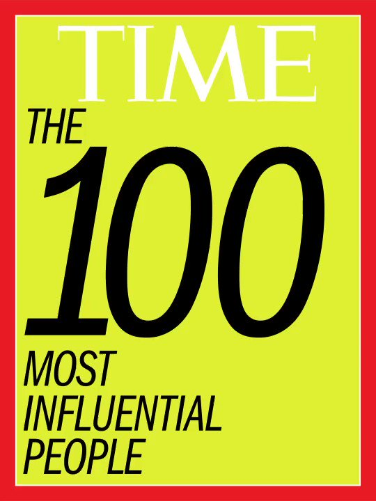 Thumbnail for Time reveals its 100 most influential people for 2017