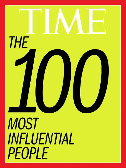 Introducing the 2017 #TIME100 https://t.co/v69b2I0uGA