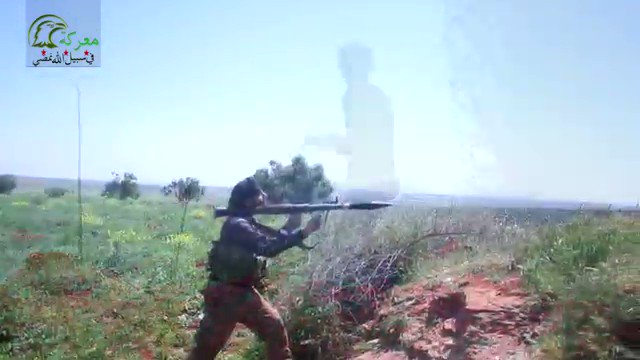 Hama Battle: Jaish Al-Izza thwarted an attempt by pro-Government forces to advance S. of Helfaya.