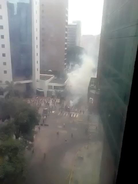 Clashes in El Rosal