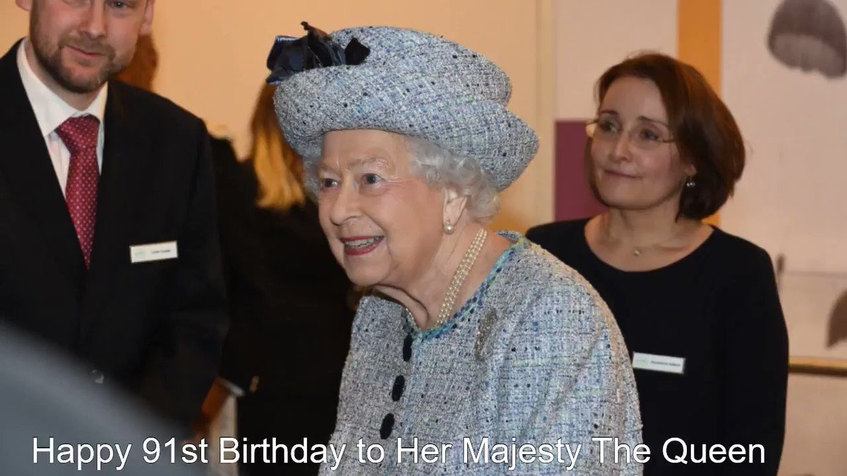 Happy birthday Your Majesty #queensbirthday