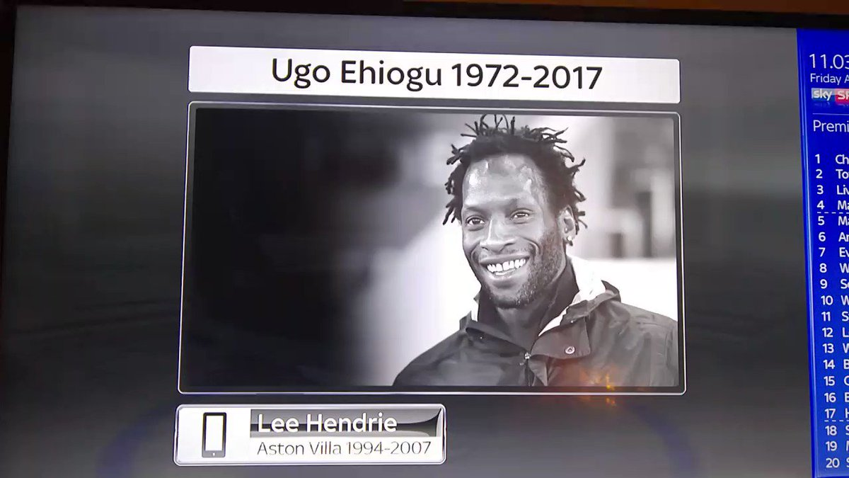 Never seen Paul Merson like this 😢 RIP Ugo Ehiogu