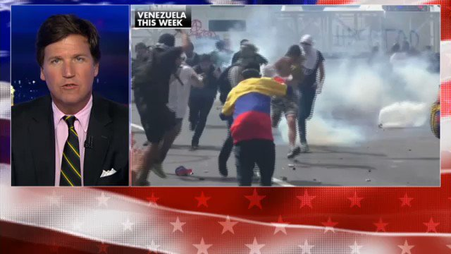 Socialist Venezuelans can't get hold of meat or toilet paper... but MSNBC blames protests on TRUMP https://t.co/K9C4UoVSTB