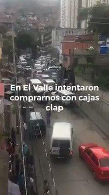 via @nikeimjen: El Valle Hablo...!!! .  No quieren limosnas https://t.co/zV9FPT7Gli #Miranda