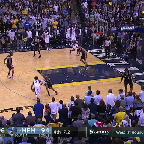 Mike Conley wasn't ready for this game to be over. https://t.co/XencZo...