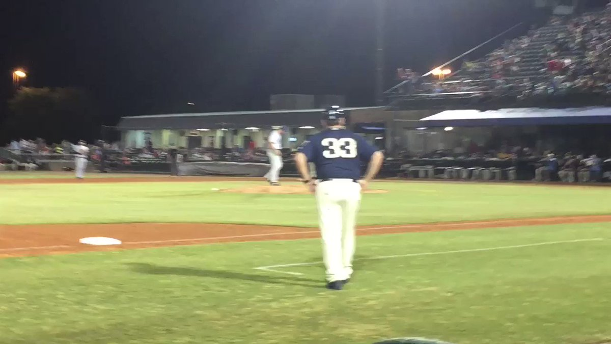 Watch the final out of @tylermahle's perfect game! #wahooslife https://t.co/H6tZ69RZls