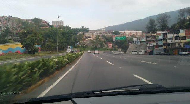 #EnVideo 📹 || Usuario reporta normalidad y libre tránsito en la autopi...