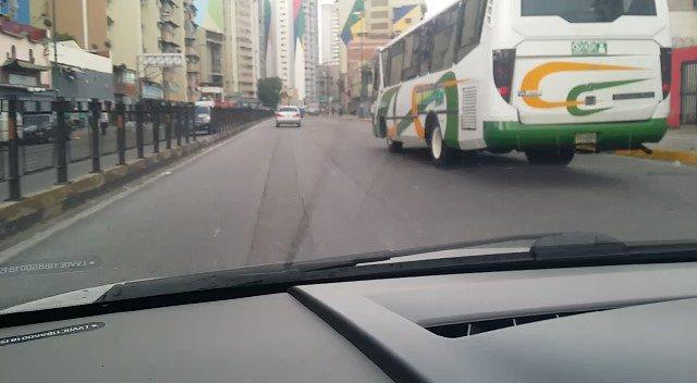 #EnVideo 📹 || Av. San Martín en Caracas con total normalidad #LaPatria...