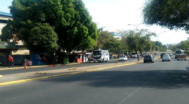 #EnVideo 📹 || Carros circulan con normalidad por Puerto Ordaz, estado...