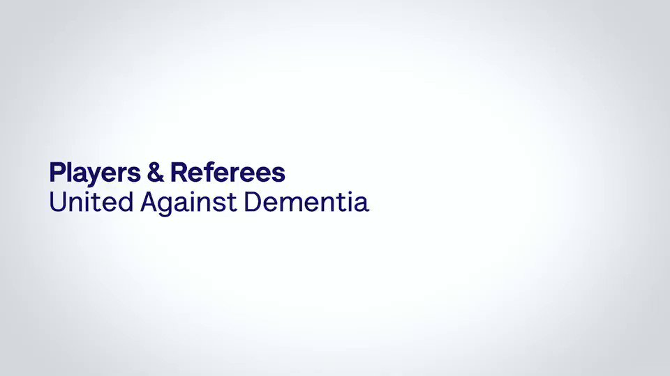 Dementia doesn't care who you are. It's time to forget our differences and come together #UnitedAgainstDementia https://t.co/vwKrnY02vK
