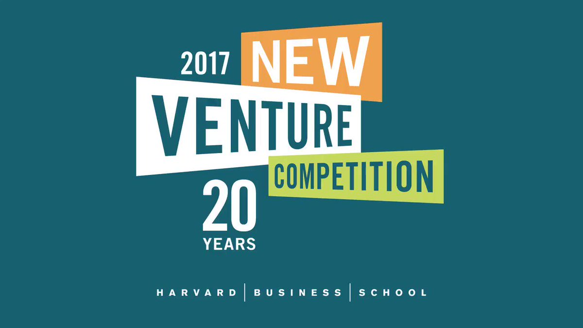 Congratulations to Flare, the winner of the New Venture Competition social enterprise track! #HBSNVC