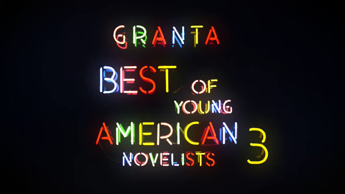 Meet the next generation of #BestYoung American Novelists https://t.co/5g1VpGiDpp https://t.co/JvkN96smqf
