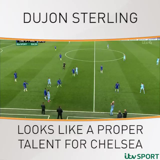 Dujon Sterling just did this for @ChelseaFC in the @FA Youth Cup Final...