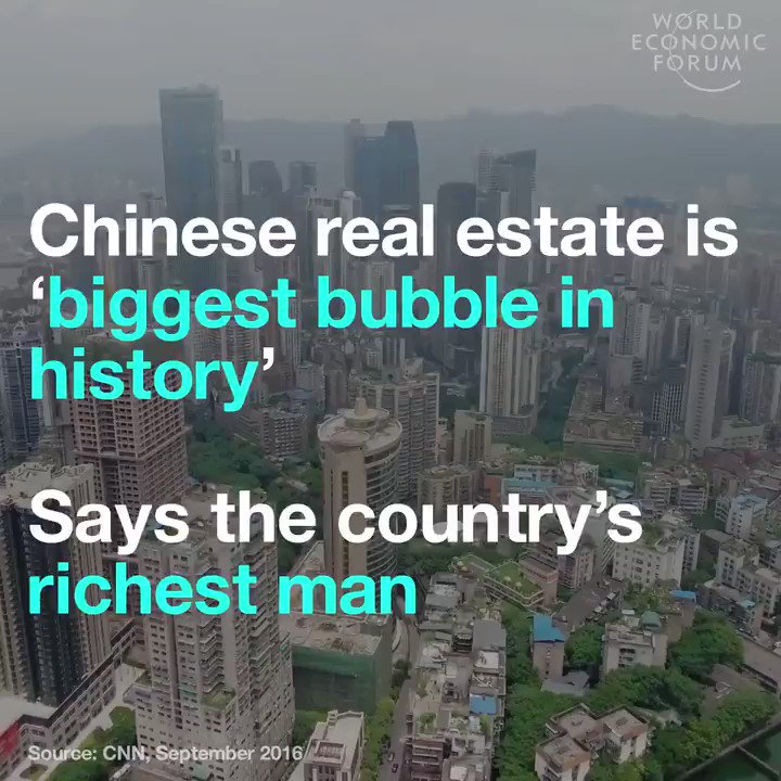 chinese real estate bubble