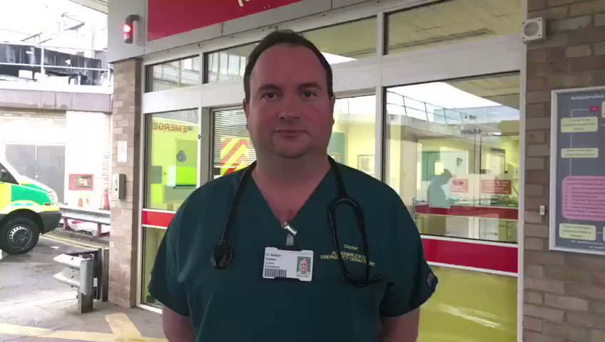 Meet Dr Nathan Howes: he's given us an update on what's happening in A...
