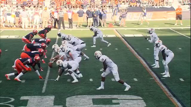 Cant wait to see @_Wildman6 doing this on Sundays this fall. #Illini #NFLDraft