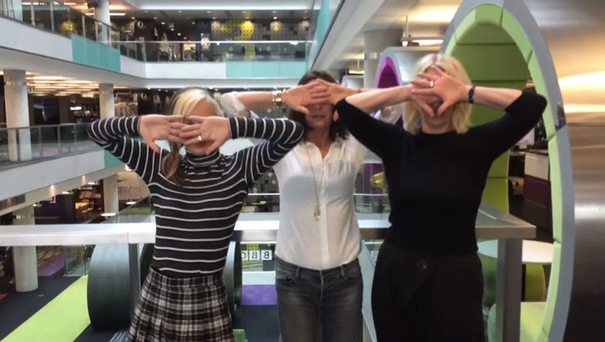 If this doesn't give you the #FridayFeeling then we don't know what will...   BANANARAMA ARE BACK!