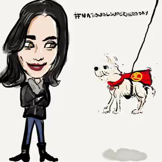 #NationalSuperheroDay @Krystenritter https://t.co/BfAHCgZlc5