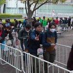 超会議2017、本日開幕!朝早くからユーザーさんが遊びに来てくれています。chokaigi.jp #…