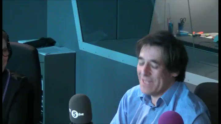 """""""She's getting away with it"""" - Comedian Mark Steel on Theresa May's election U-turn. https://t.co/k91fE3T9RN"""