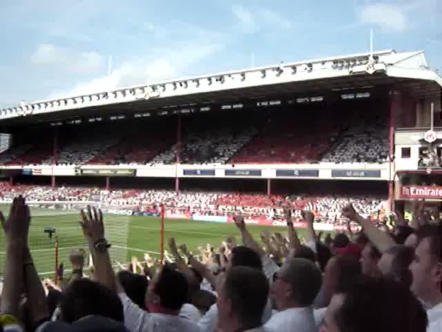 The Emirates Branded Stadia will never be like this #Highbury #Arsenal https://t.co/gIK9xzoMLw