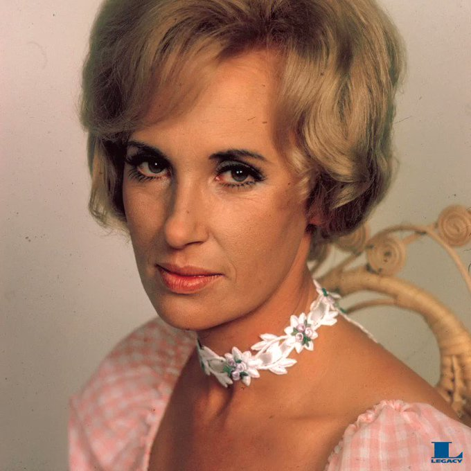 Happy birthday to the First Lady of Country Music, Tammy Wynette.