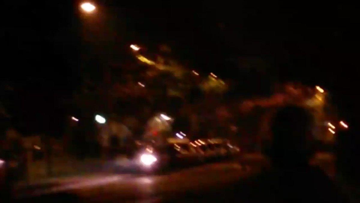 Echauffourées entre manifestants et forces de l'ordre à #Massy tard dans la nuit via @albanelkaim https://t.co/IXVLZykZWv