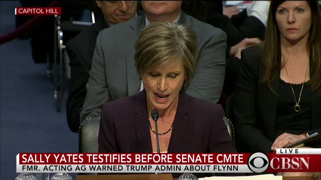 Thumbnail for Live updates: Sally Yates, James Clapper testify before the Senate