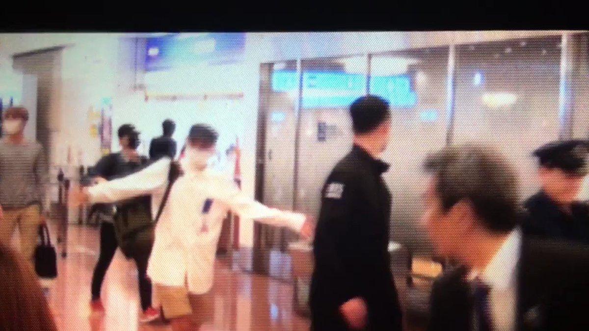 170509 하네다공항 입국 정국 #방탄소년단 #JUNGKOOK @BTS_twt