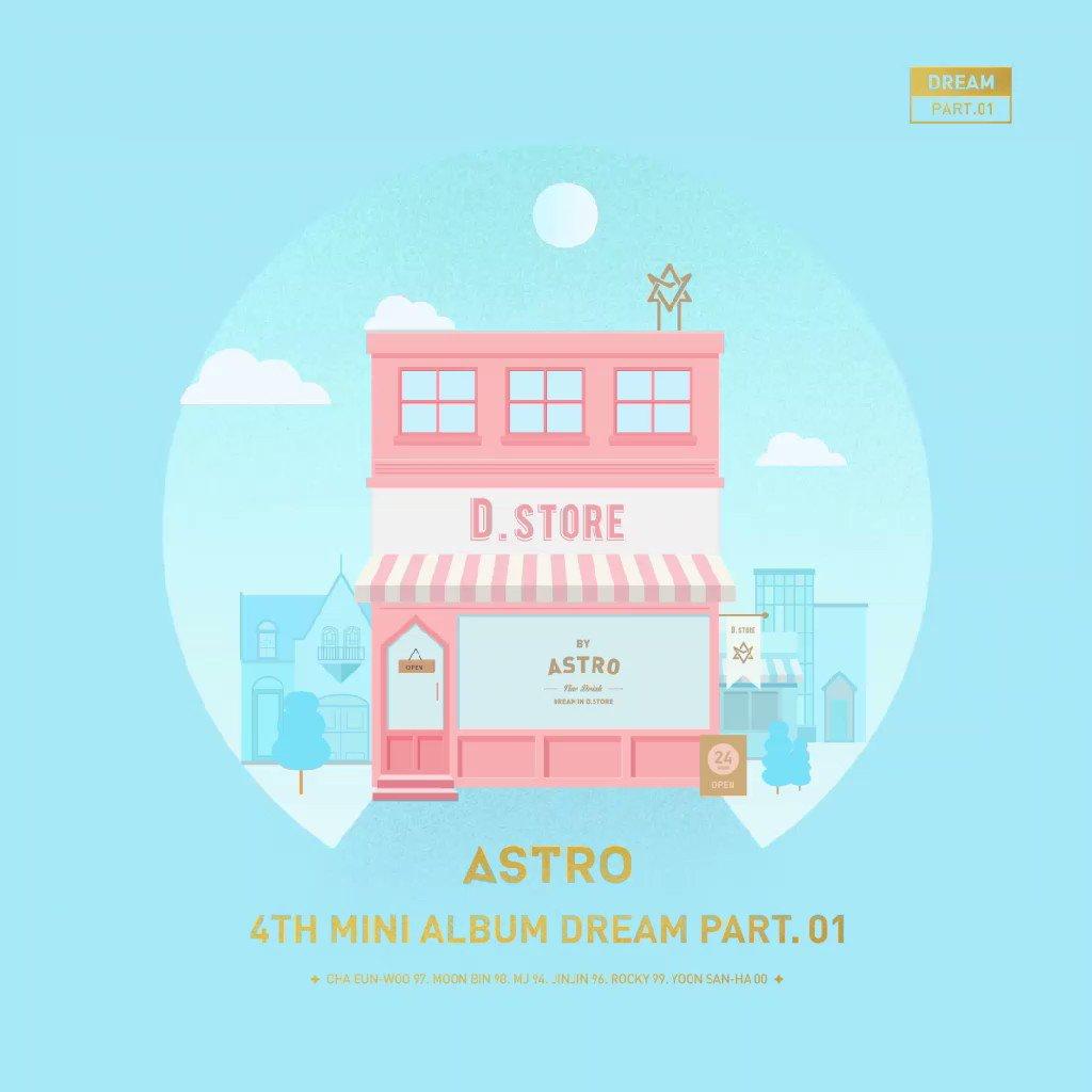 [#아스트로] 2017.05.29 6:00PM ASTRO 4th Mini Album 'Dream Part.01' Moving teaser  #ASTRO #D_STORE https://t.co/c6Vvjr2ZII